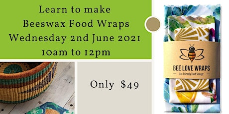 Make your own Beeswax Wrap Workshop tickets