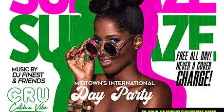 SUNDAZE | International Vibes @CRU Midtown tickets