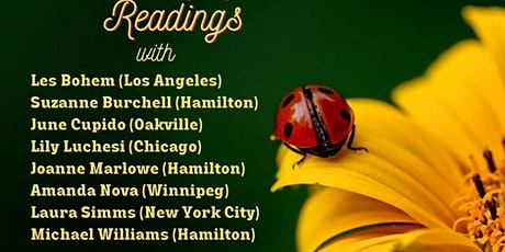 An Evening of Live Readings tickets