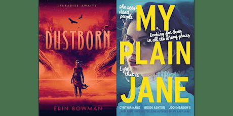 YA @ Books Inc Presents ERIN BOWMAN In Conversation with JODI MEADOWS tickets