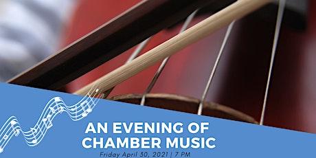 An Evening of Chamber Music tickets