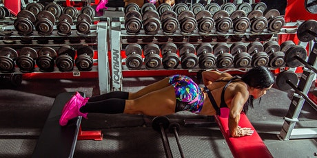 Muscle Building for Women tickets