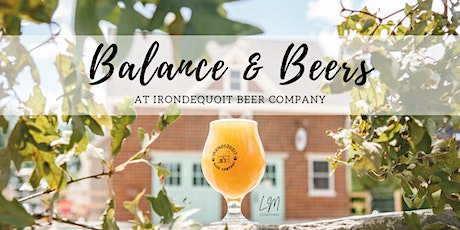 Balance & Beers at IBC tickets