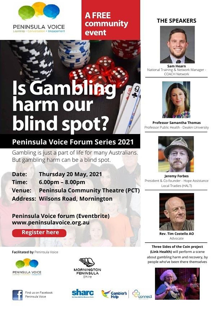 Is gambling harm our blindspot? image