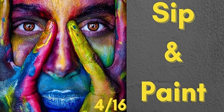 Sip & Paint  against hate tickets