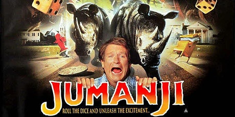 Movie Under the Stars - Nowra - Jumanji (1995) tickets