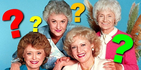 TV Trivia Party! Golden Girls plus favorite TV shows of the 70s, 80's & 90s tickets