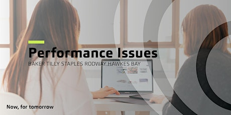 Performance Issues tickets
