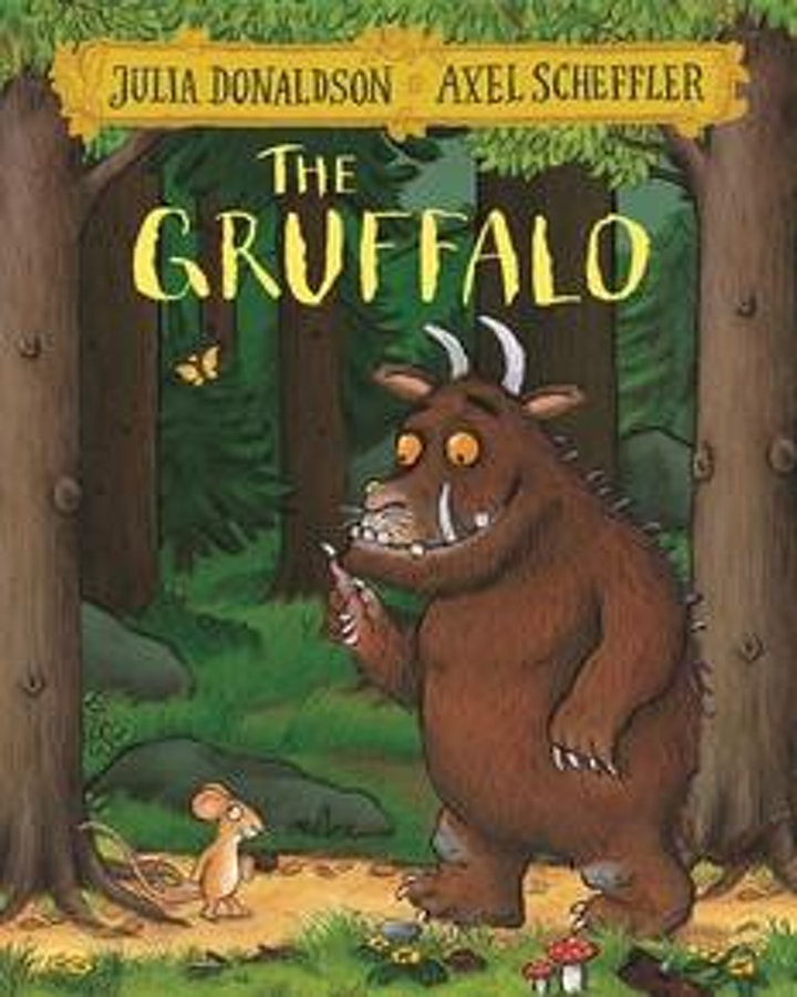 'The Gruffalo' party! image