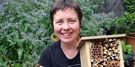 Native bee hotel demonstration tickets
