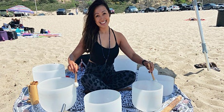 Beach Sound Bath, Crystals and Essential Oil Healing Experience in Malibu! tickets