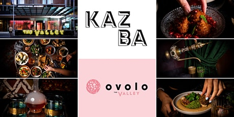 VCC Meet & Mingle - Bar Kazba At Ovolo The Valley tickets