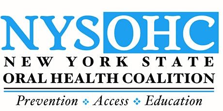 New York State Oral Health Coalition 2021 Annual Meeting: Virtual tickets