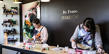 FrancHome Sud Bar (fancy soap) Workshops - May tickets