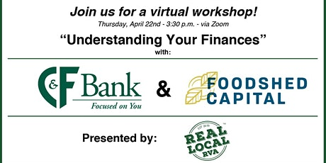"""Understanding Your Finances"" - a Virtual Workshop tickets"