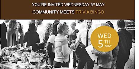 Servcorp Community Meets - Trivia Bingo tickets