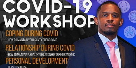 COVID-19 WORKSHOP: GETTING THROUGH THE STORM tickets