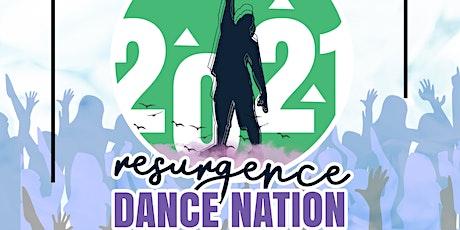 "Kulture Break's 2021 Dance Nation School's Spectacular ""RESURGENCE"" tickets"