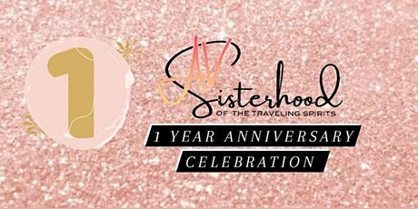AV Sisterhood 1 Year Anniversary Celebration entradas