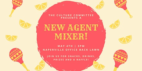 KW Infinity New Agent Mixer tickets