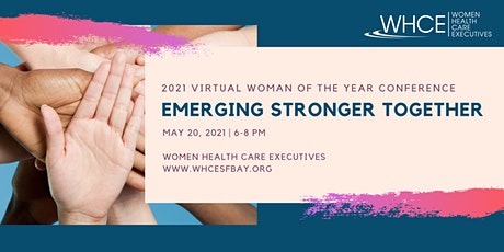 WHCE Virtual Woman of the Year Conference 2021 tickets