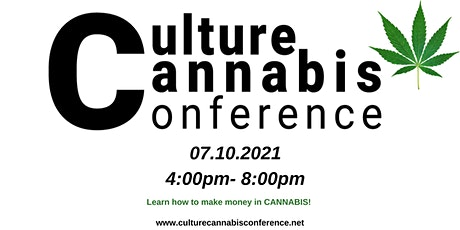 The Culture Cannabis Conference tickets
