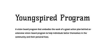 YoungSpired Vision-board Program- EXTENSION tickets