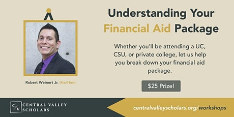 Understanding Your Financial Aid Package tickets