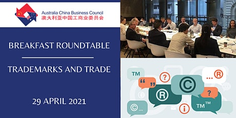 ACBC NSW - Breakfast Roundtable on Trademarks tickets