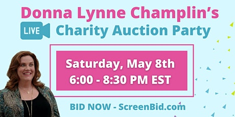 Donna Lynne Champlin's Live Auction Party  tickets