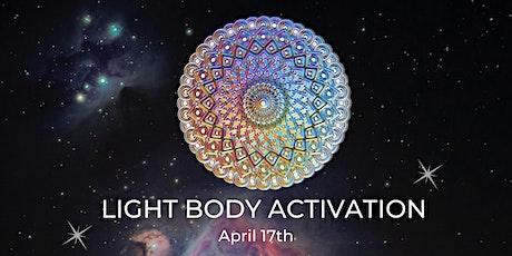 Light Body Activation Tickets