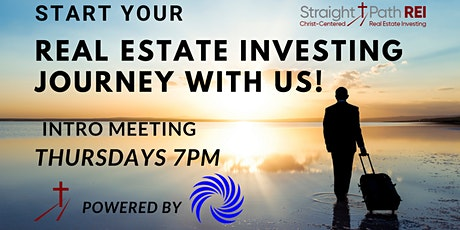 Introduction to our Christian Real Estate Investing Community tickets