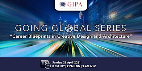 Going Global Series: Career Blueprints in Creative Design and Architecture tickets