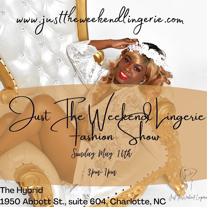 Just The Weekend Lingerie Fashion Show image