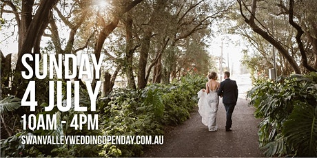 Swan Valley Wedding Open Day tickets