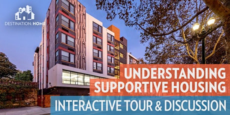 POSTPONED: Understanding Supportive Housing: A Virtual Visit tickets