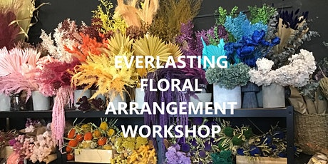 Everlasting Floral Arrangement Workshop tickets