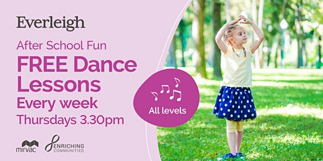 FREE Dance Lessons at Leaf Park tickets