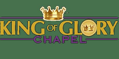 April 18, 2021 Celebration Service @ RCCG King of Glory Chapel Calgary AB tickets
