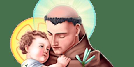 St Anthony of Padua - Saturday April 17 Mass Registration tickets