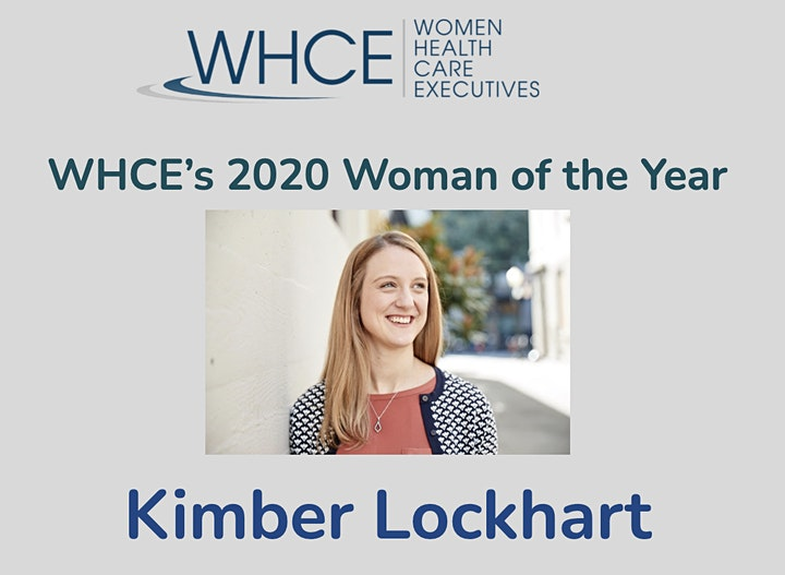 WHCE Virtual Woman of the Year Conference 2021 image