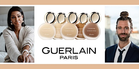 Achieve a High Perfection Complexion with Guerlain and Dominique Baker tickets