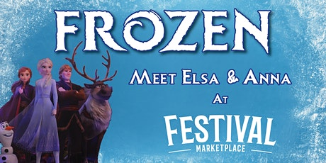 Frozen At Festival Marketplace tickets
