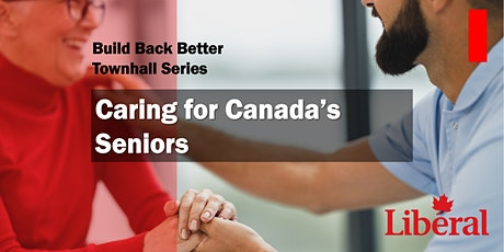 Build Back Better! Caring for Canada's Seniors tickets