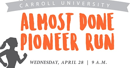 Almost Done Pioneer Run 2021 tickets