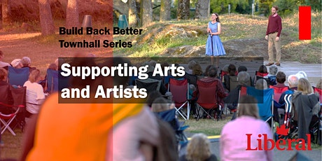 Build Back Better! Supporting Arts and Artists tickets