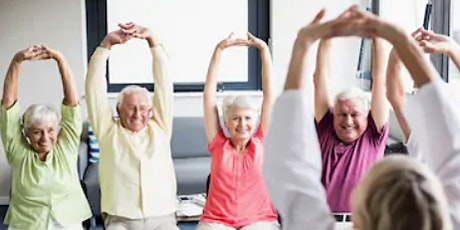 Yoga for Healthy Ageing - Complimentary Trial tickets