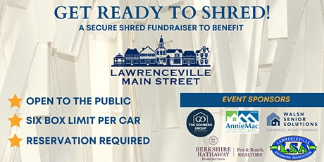 Drive Thru Community Shredding Event tickets
