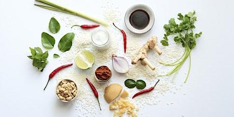 Basic Thai Vegetarian Cooking tickets