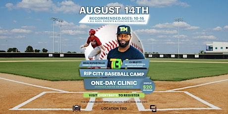Rip City Baseball Camp tickets